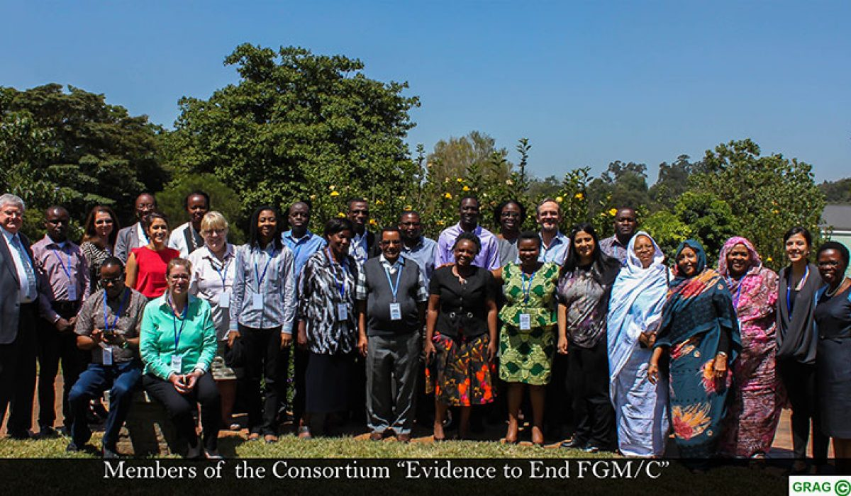 Members of the Consortium «Evidence to End FGM/C»