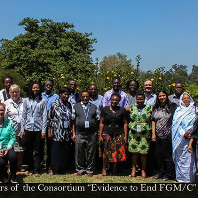 Members of the Consortium « Evidence to End FGM/C »